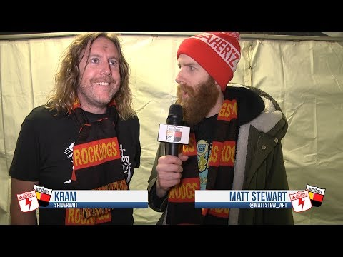 Kram From Spiderbait Interview - 2017 Melbourne Community Cup