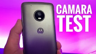 CAMARA TEST: Moto G5 Plus (en español)