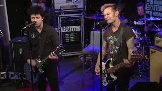Green Day - Boulevard of Broken Dreams (Live on Howard Stern Show, 2016)