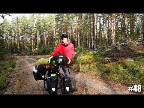Racing to Stockholm! (part 1) | European Bike Tour #48