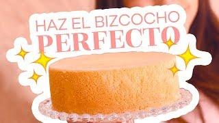 la mejor receta para un bizcocho de vainilla perfecto annas pastelería