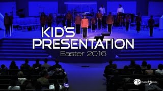 2016 04 03 - Kid's Easter Presentation