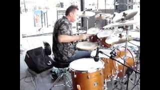 rock drum solo ( emil aliyev)