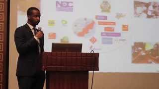 Seun Omotosho , Manager Mobile Financial Services - Etisalat Nigeria