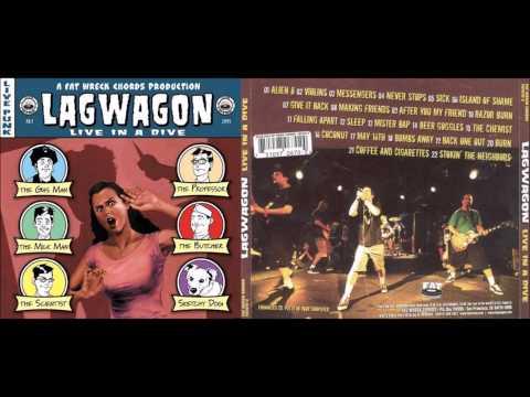 Lagwagon - Live in a Dive (Full Album)