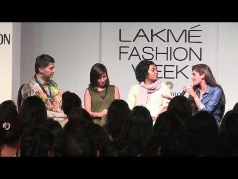 Pop up Fashion Funda at LFW - Futures of Fashion Journalism