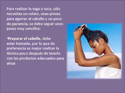 Remedios naturales para el cabello lacio