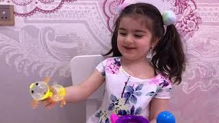 oOnies Starter Pack DIY Cute Bubble Ballon Animals Maker PlaySet! Kids video.