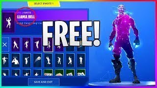How To Get Galaxy Fortnite Skin For Free No PhONE Required