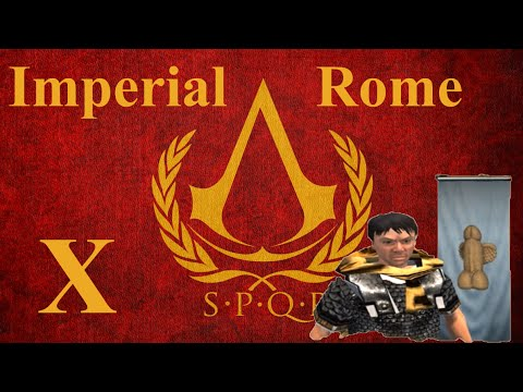 UPDATE + Imperial Rome #10 | A banner worth our reputation | Mount&Blade Gaming