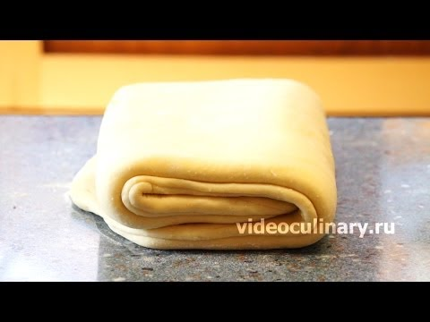 Danish Dough Recipe from Scratch - Video Culinary