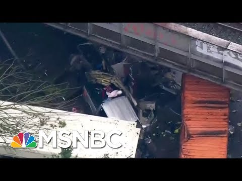 Safety Expert On Train Derailment: This Was A 'High Speed Accident' | MSNBC