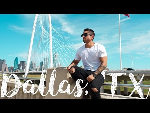 EXPERIENCING DALLAS | Travel Vlog