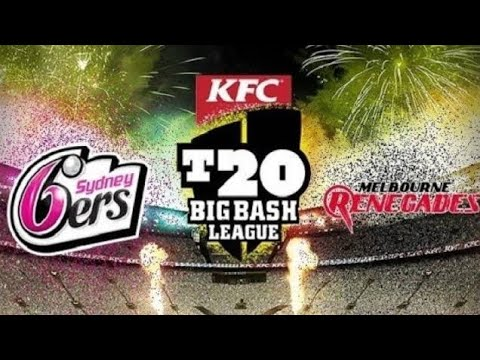 Who Will Win Melbourne Renegades Vs Sydney Sixers BBL 58th (Semi final 2) T20 Match 16-2-2019