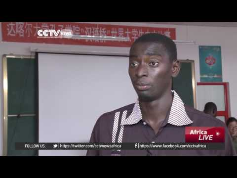 Students in Dakar compete in Chinese cultural showcase