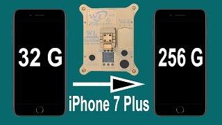 видео NAND Flash память для iPhone 7 от Samsung