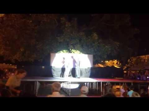 Ritmo Nuevo DC Tango Show Tanguera Summer Dance Week Kefalonia 2014