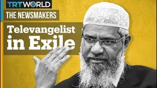 Controversial Preacher Zakir Naik Speaks to The Newsmakers