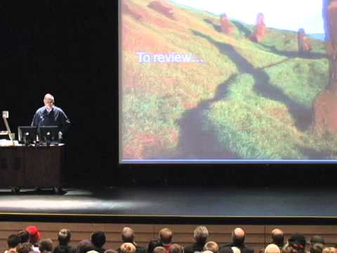 Dr. Tom Garrison Oceanography Lecture Part 1