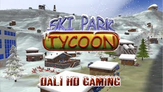 Ski Park Tycoon PC Gameplay FullHD 1080p