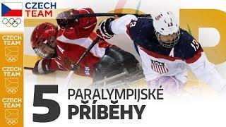 TOP: 5 paralympijských příběhů
