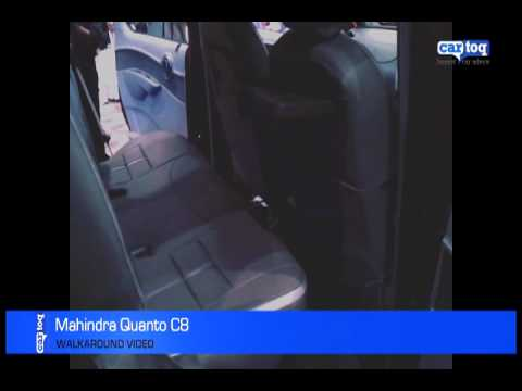 Mahindra Quanto C8 Launch Video