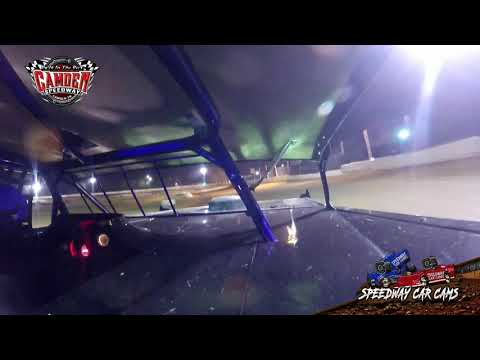 Winner #9 Rj Emison - Hobby - 7-27-19 Camden Speedway - In-Car Camera