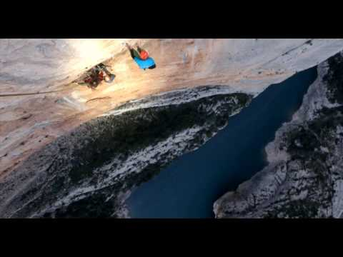 Chris Sharma Klemen Becan Mont-Rebei Episode III