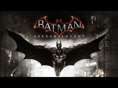 Batman Arkham Knight Pelicula Completa Español  Todas Las Cinematicas  1080p  GameMovie