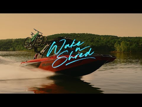Video: Wake-N-Shred – The Ultimate Summer Day?
