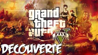 PS4: Découverte   GTA V