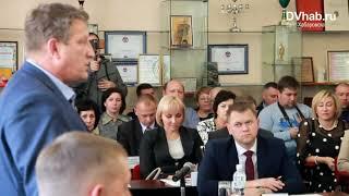 Новым председателем Биробиджанской гордумы со скандалом стал Артем Куликов