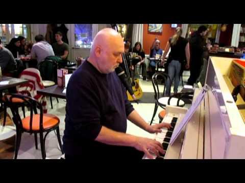 Blues Karlova mostu - Vlasta Jareš