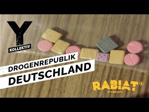 Drogenrepublik Deutschland -