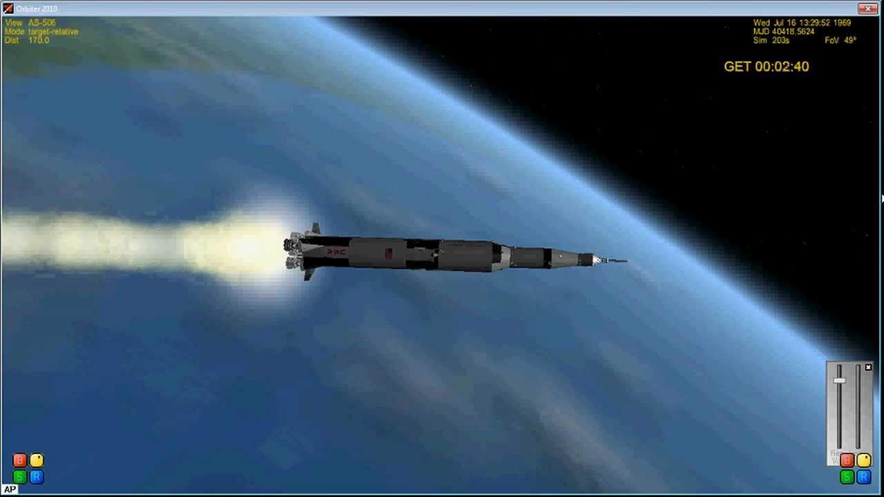 orbiter space flight simulator - photo #40