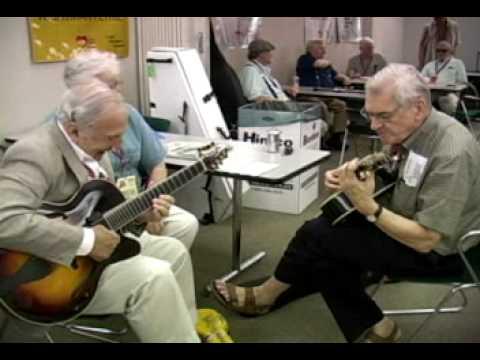 Stage Fright Grosz Pizzarelli Guitar Duet