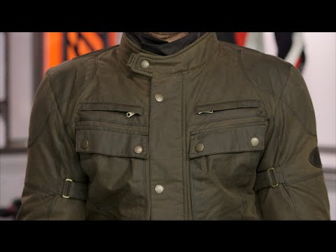 Spidi Worker Wax H2out Jacket Review At Revzilla Com Youtube