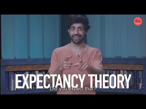 Expectancy Theory of Motivation - TBS open teaching