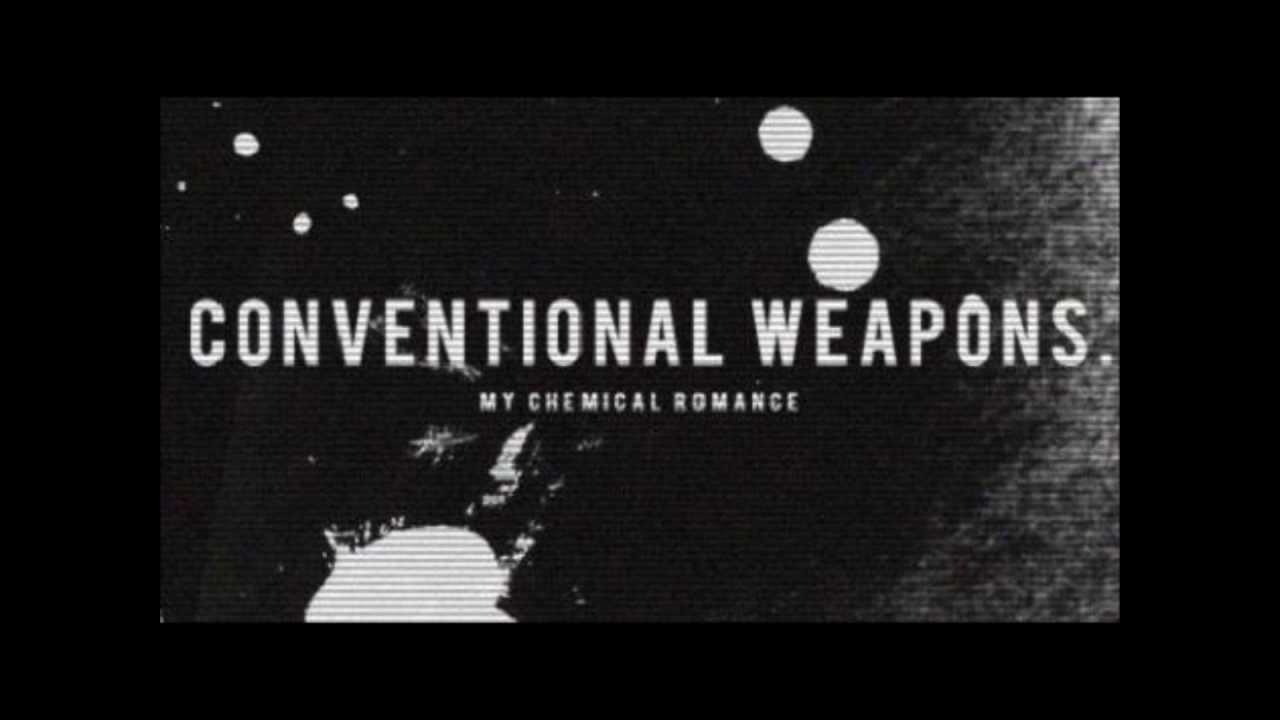 My Chemical Romance - Boy Division. (Lyrics) - YouTube