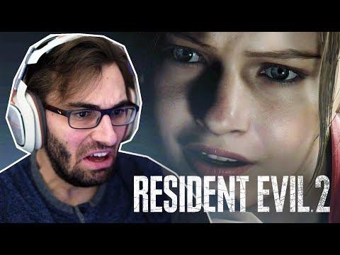 RESIDENT EVIL 2 Remake | Claire 2a Jornada #4 - Fuga Desesperadora (Gameplay Português PT-BR)
