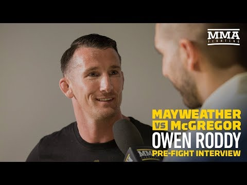 Thumbnail: Owen Roddy, McGregor's Striking Coach, Says Mayweather Has Made 'Mistakes' Leading Into Bout