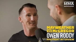 Owen Roddy, McGregor's Striking Coach, Says Mayweather Has Made 'Mistakes' Leading Into Bout