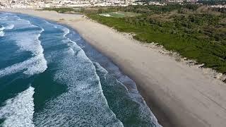 Praia entre Foz do Âncora e Forte do Cão | Caminha