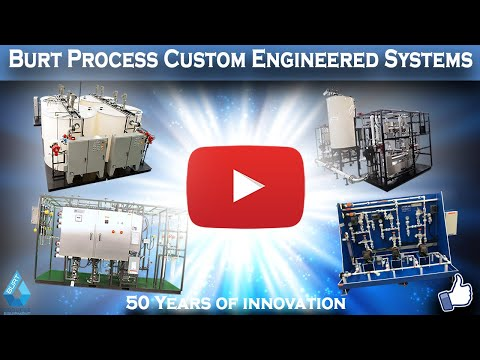 Burt Process Engineered Systems