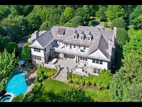 1 Old Round Hill Lane, Greenwich, CT - Video Tour