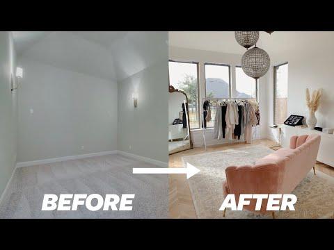 DIY Home Office Renovation! | Julia & Hunter Havens