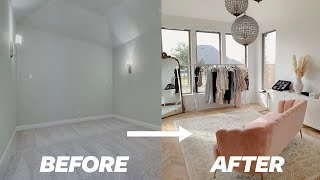 DIY Home Office Renovation! | …