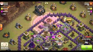 One of the most stupid attacks in Clash of Clans