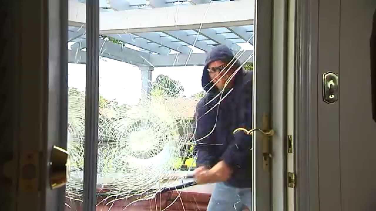 Doormasters Security Doors With Impact Resistant Glass