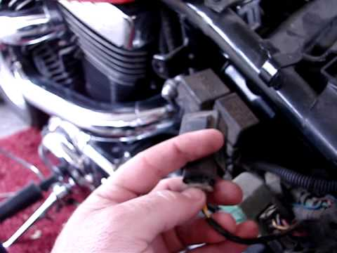 hqdefault how to bypass a mmm on a suzuki marauder youtube 2001 Suzuki Marauder 800 Bobber at soozxer.org